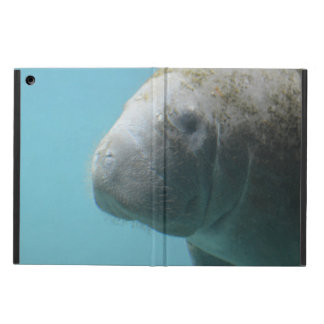 Large Manatee Underwater Cover For iPad Air