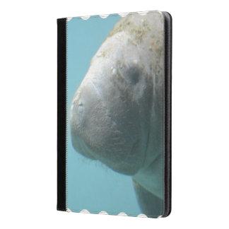 Large Manatee Underwater iPad Air Case