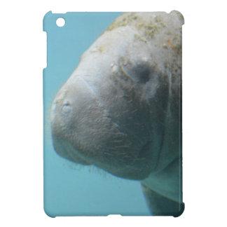 Large Manatee Underwater iPad Mini Covers