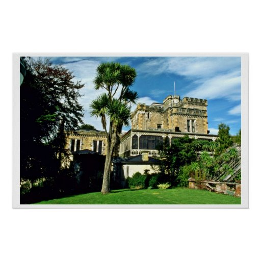 Larnach's Castle, Dunedin Print