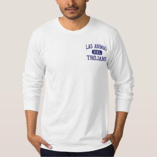 Las Animas - Trojans - High - Las Animas Colorado T-Shirt