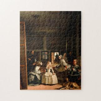 Las Meninas Jigsaw Puzzle