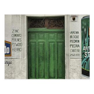 Las Puertas de Granada 002 Post Cards