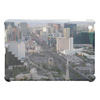 Las Vegas Aerial View daytime Cover For The iPad Mini