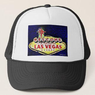 Las Vegas Art Trucker Hat