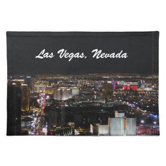 Las Vegas at Night Placemat
