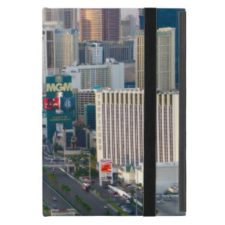 Las Vegas Boulevard Daytime Aerial View for iPads Case For iPad Mini