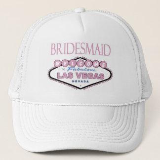 Las Vegas BRIDESMAID Cap