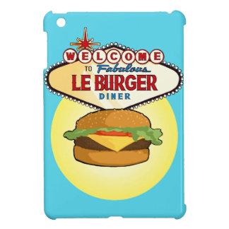 Las Vegas Burger Diner iPad Mini Case