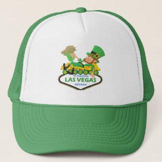 Las Vegas Leprechaun & Beer St Patrick's Hat