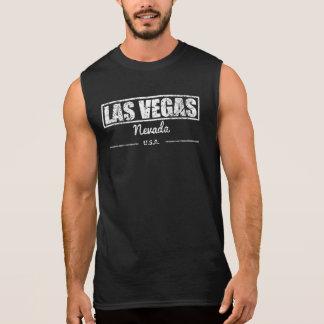 Las Vegas Nevada Sleeveless Shirt