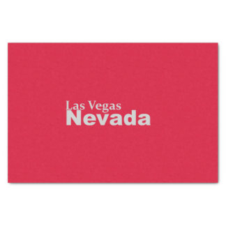 Las Vegas, Nevada Tissue Paper