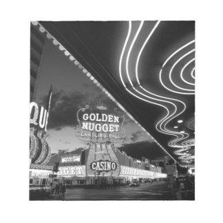 Las Vegas Notepad