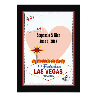 Las vegas wedding invitations announcements zazzleconz for Wedding invitations las vegas nv