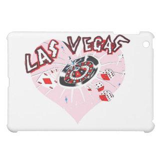 Las Vegas Pink Heart Cover For The iPad Mini