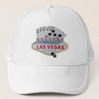 Las Vegas Royal Flush Cap with set of dice