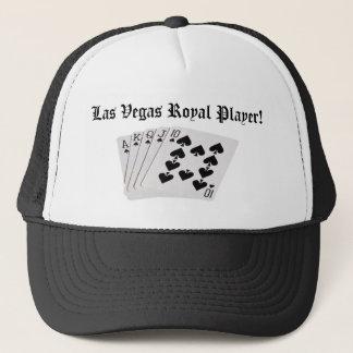Las Vegas Royal Player! Cap
