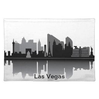 Las Vegas skyline Placemat
