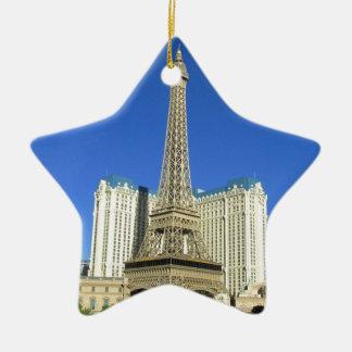 Las Vegas strip 4 Christmas Ornament