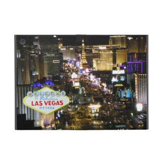 Las Vegas Strip and Welcome Sign Cover For iPad Mini