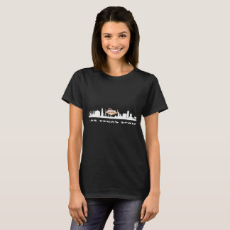 LAS VEGAS STRIP BIRTHDAY Women's Dark T-Shirt