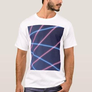 Laser-beam School Portrait T-Shirt