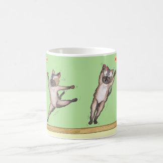 Laser Pointer  11 oz  White Classic Mug Basic White Mug