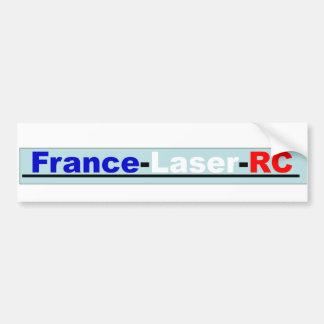 Laser Sticker France RC