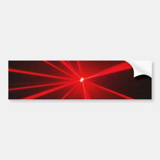 Lasers Bumper Sticker