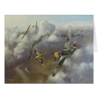 Last combat of Paul Boche Card