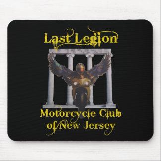 Last Legion Motorcycle Club of N.J. Mousepad