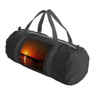 Last Summer Eveneing 01 Gym Duffel Bag
