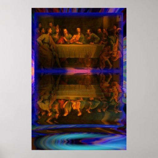 Last-Supper-Artist-Concept-Version-1 Print