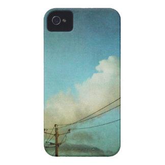 Late Evening Sky iphone Case iPhone 4 Case