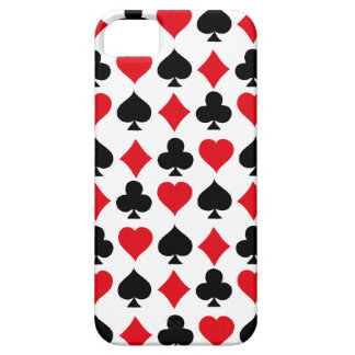 Latest Poker Pattern IPhone5 Case
