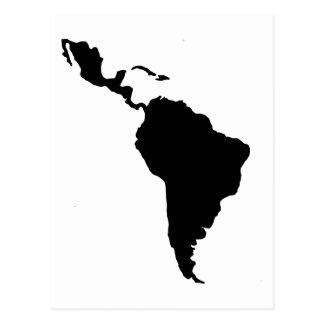 Latin America Postcard