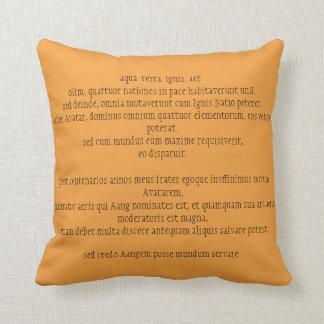 Latin Children's Show Pillow