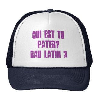 Latin Hat