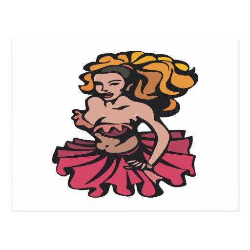 Latin Mami Post Cards