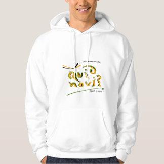 latin quotes hoodie