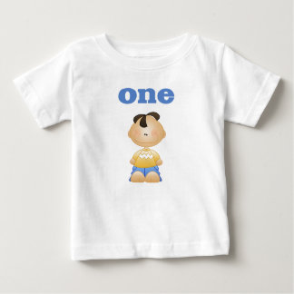 Latino Boy 1 Baby T-Shirt