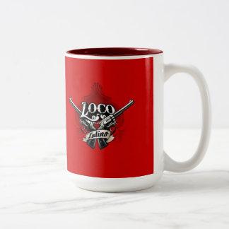 Latino Loco Mug