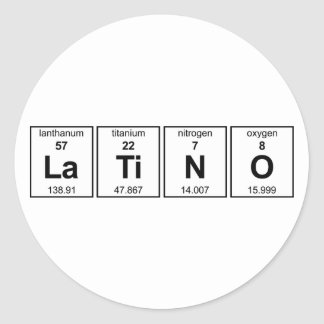 LaTiNO Sticker