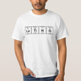 LaTiNO Value T-Shirt