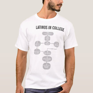 Latinos in College T-Shirt