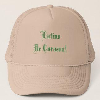 latinos trucker hat