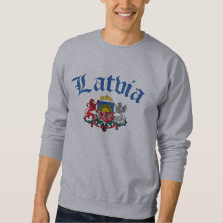 Latvia Coat of Arms Sweatshirt