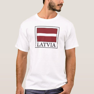 Latvia Shirt