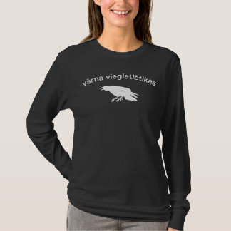 Latvian - Crow Athletics T-Shirt