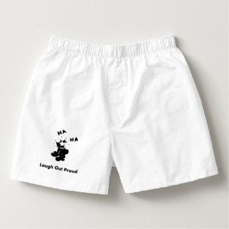 Laugh Out Proud Boxers